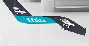 Floor graphics - 2