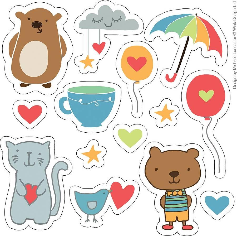 Stickers - 4